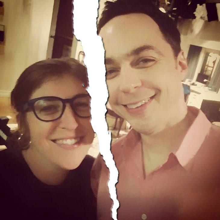 Amy und Sheldon in der Krise