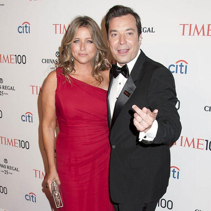 Jimmy Fallon: Scheidung von Ehefrau Nancy Juvonen?
