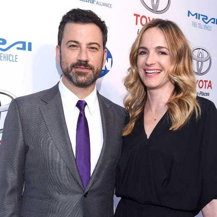 Jimmy Kimmel wird wieder Vater!