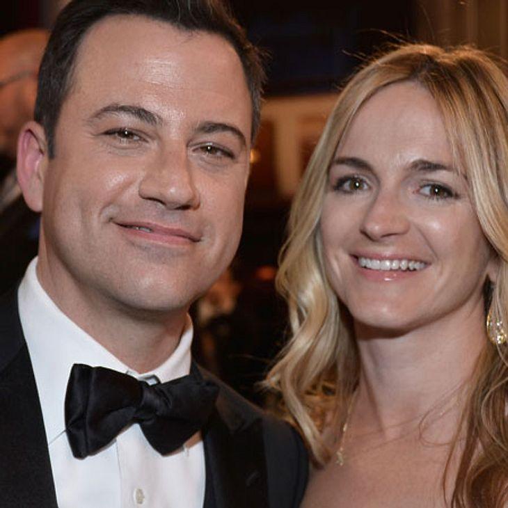 Das Paar ist überglücklich!