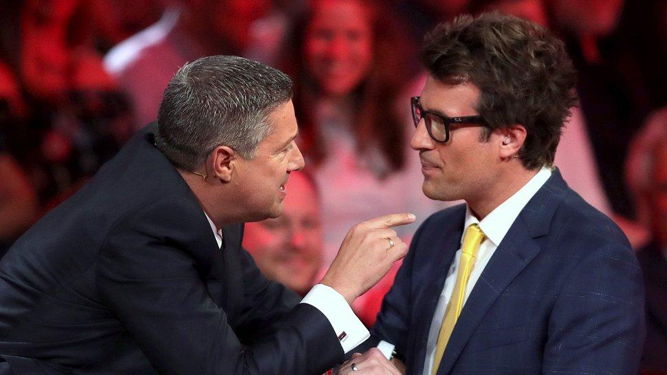 Joachim Llambi und Daniel Hartwich - Foto: Getty Images