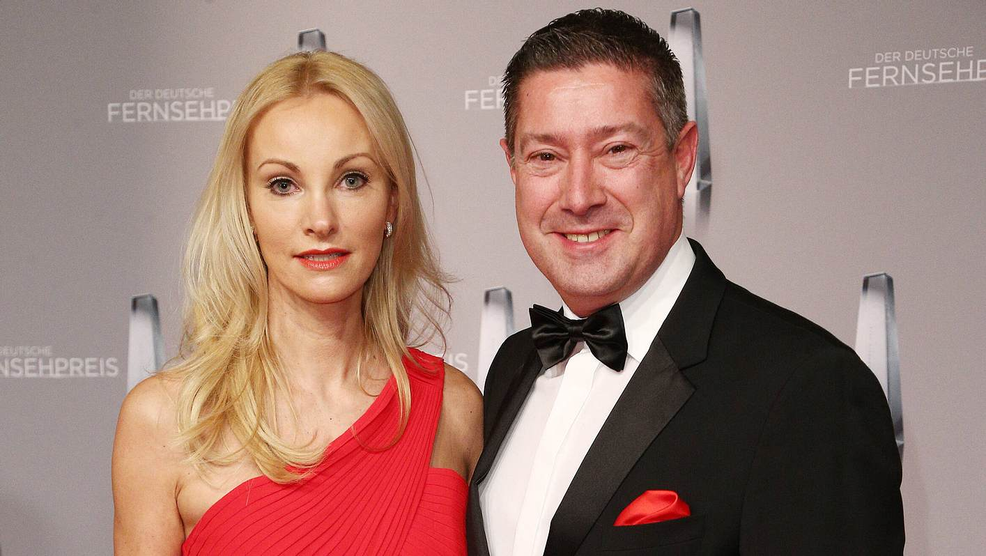Joachim Llambi mit seiner Frau Ilona