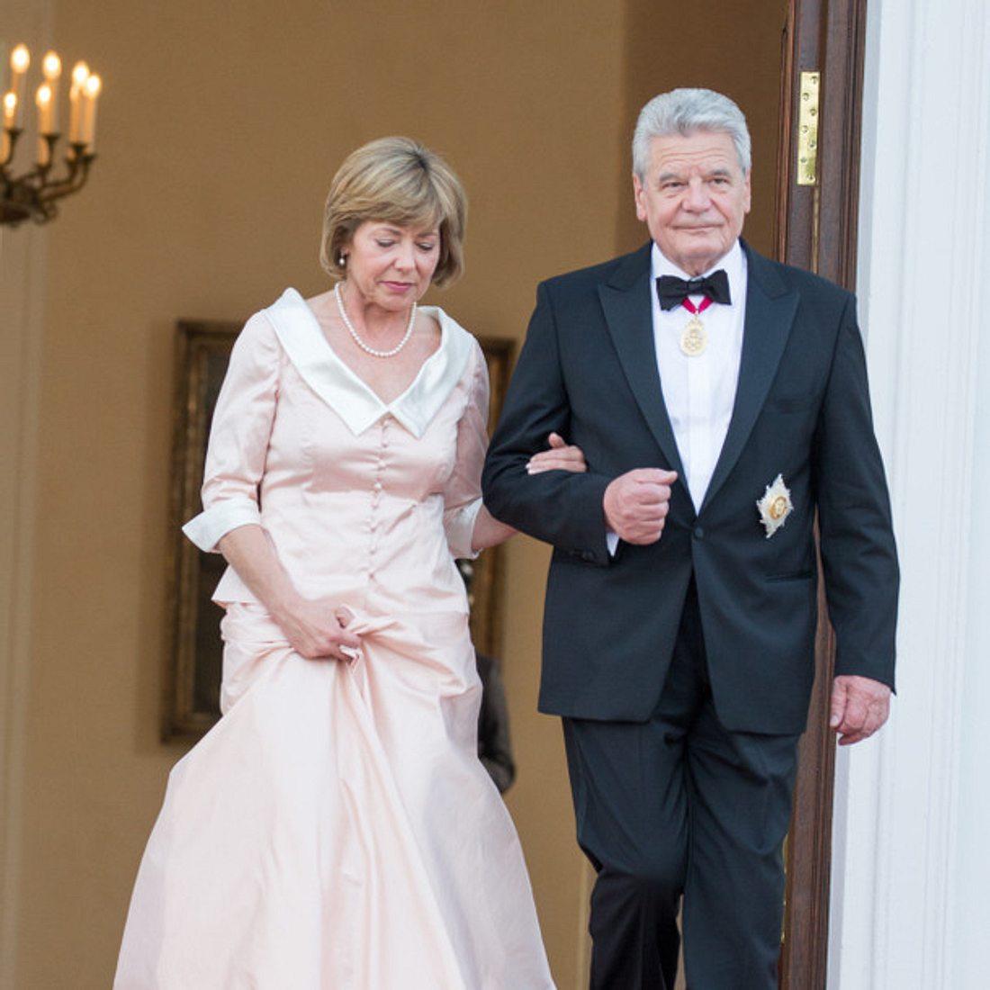 Joachim Gauck: Blitzhochzeit mit Daniela Schadt?