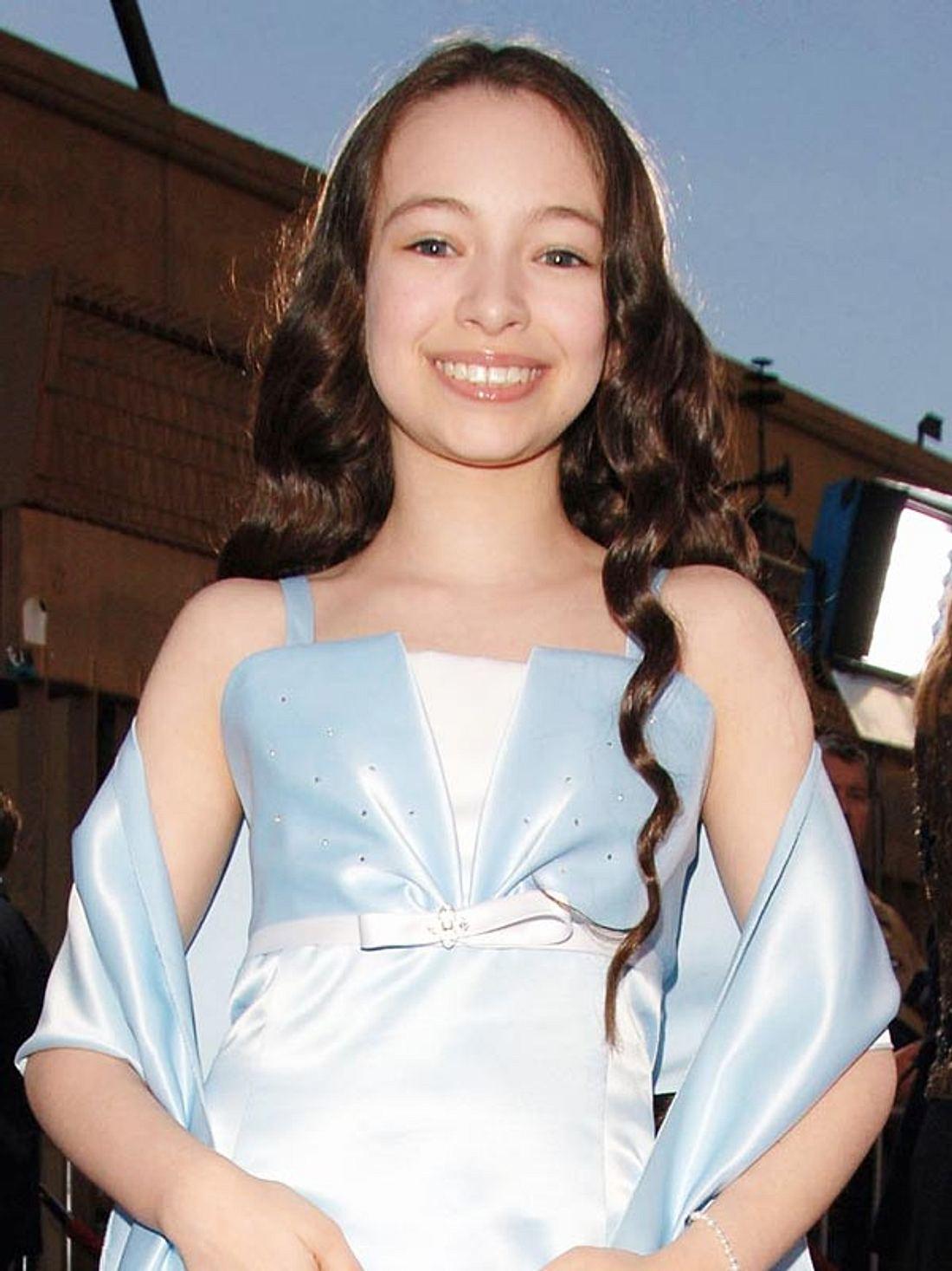 """Die 14-jährige Jodelle Ferland jagt uns bald im dritten Teil der """"Twilight""""-Saga Angst ein"""