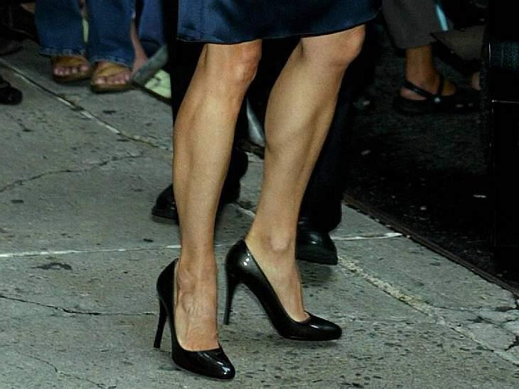 Boah, haben die aber trainiert: Die Muckis der Hollywood-Ladys