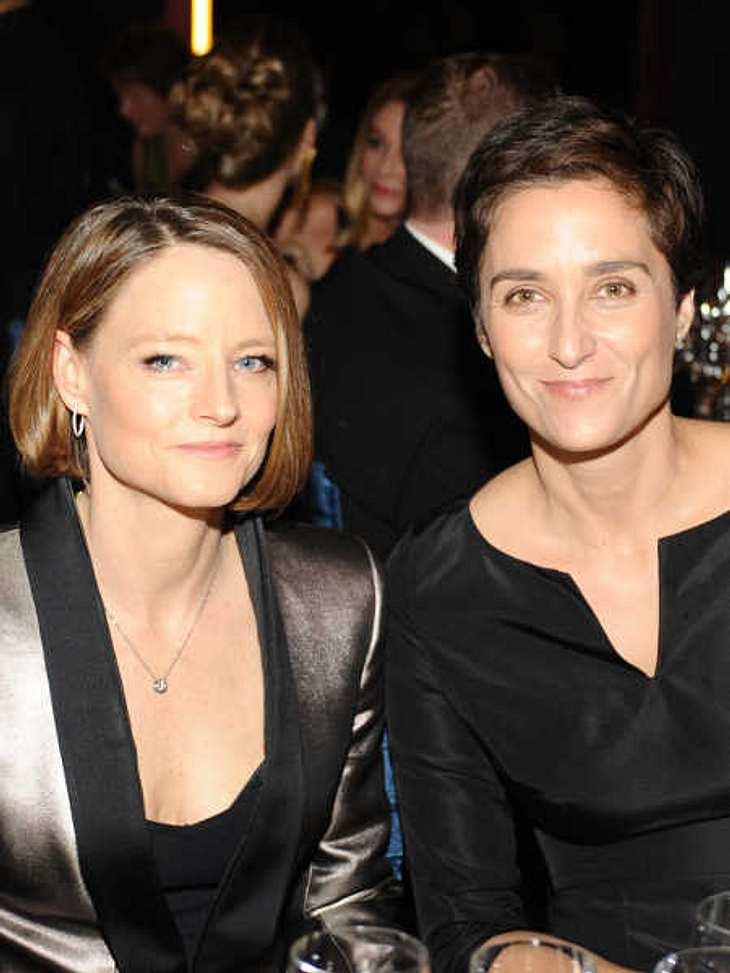Jodie Foster und Alexandra Hedison haben heimlich geheiratet.