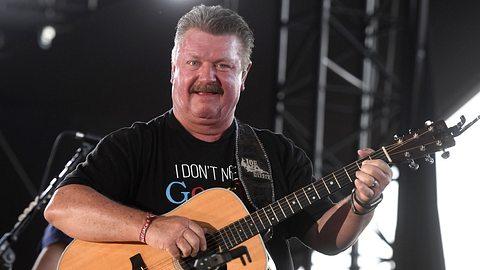 Sänger Joe Diffie stirbt an Corona!