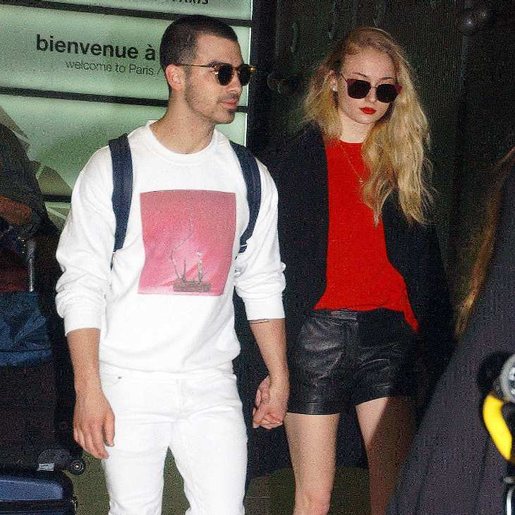 """Game of Thrones""-Star Sophie Turner & Joe Jonas sind verlobt"