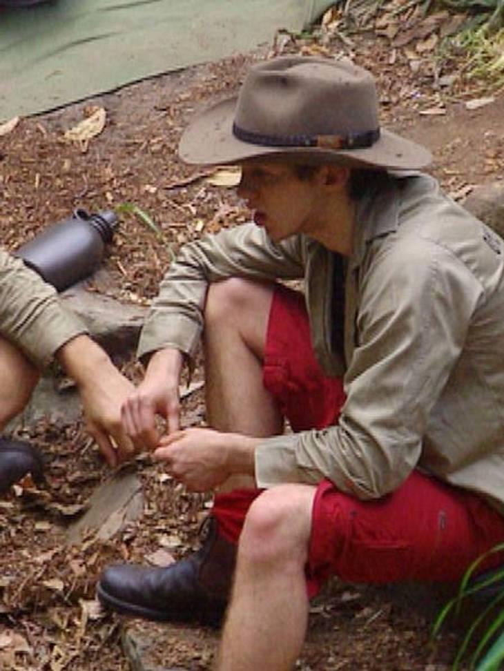 Joey Heindle zieht ins Dschungelcamp