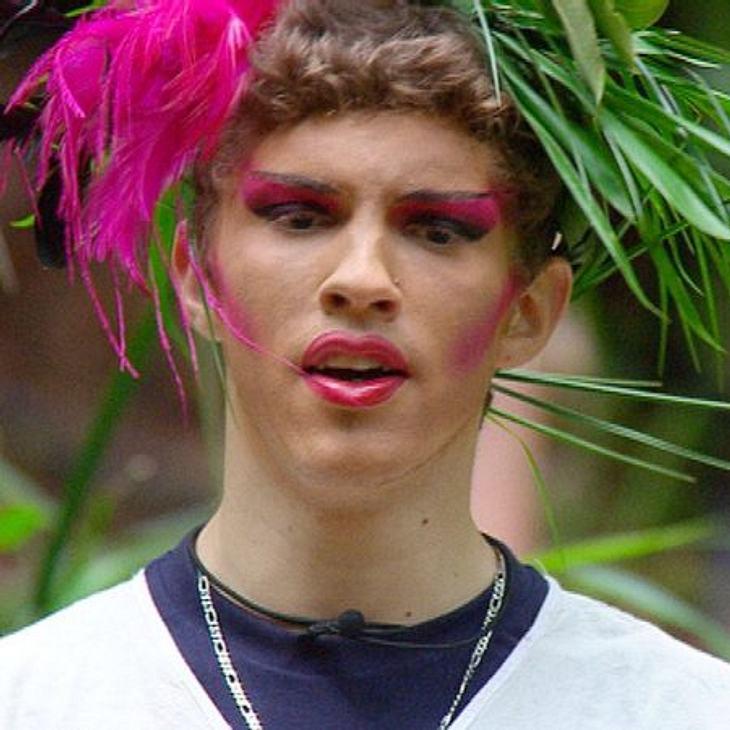 Joey Heindle hat einen Job als Drag-Queen
