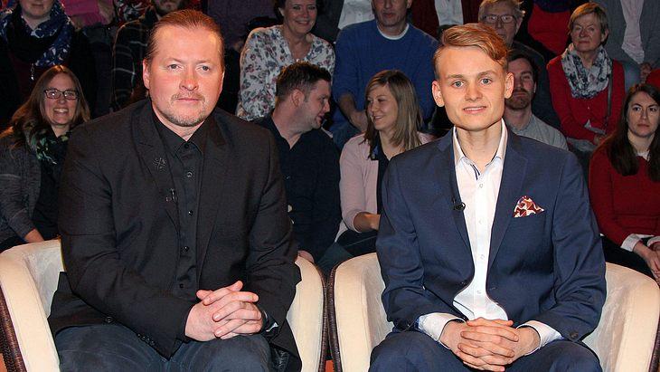 Joey Kelly und Sohn Luke