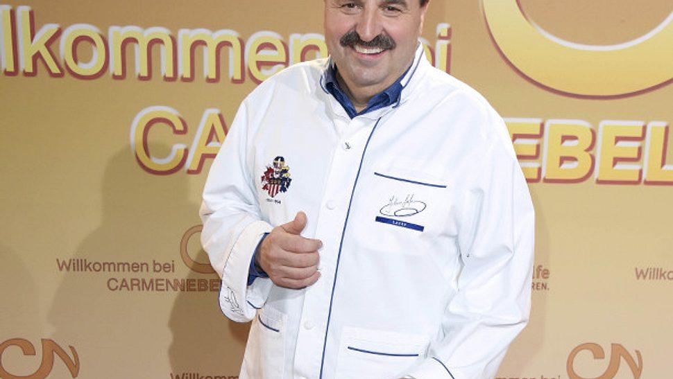 Johann Lafer wollte eigentlich Pilot oder Gärtner werden - Foto: WENN.com