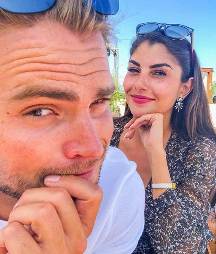 Johannes Haller und Yeliz Koc sind ein Paar