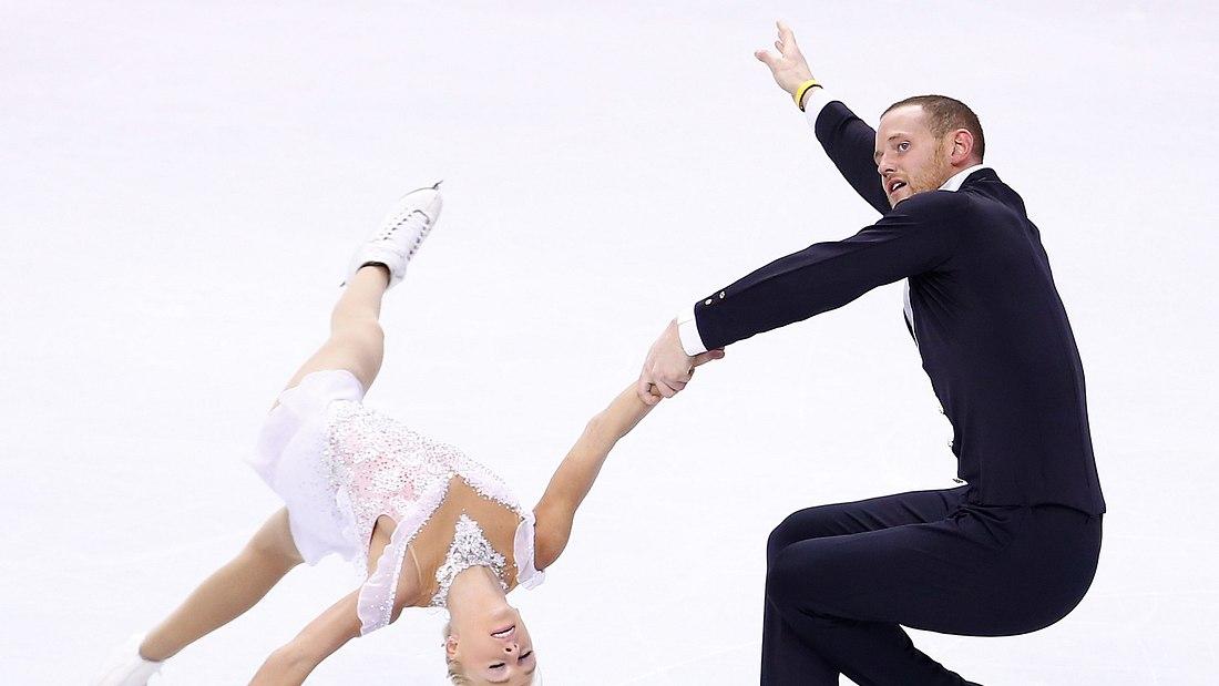 Eiskunstläufer John Coughlin ist tot