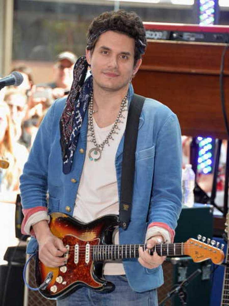 John Mayer schenkten seinen Freundinnen gefälschte Rolex-Uhren!
