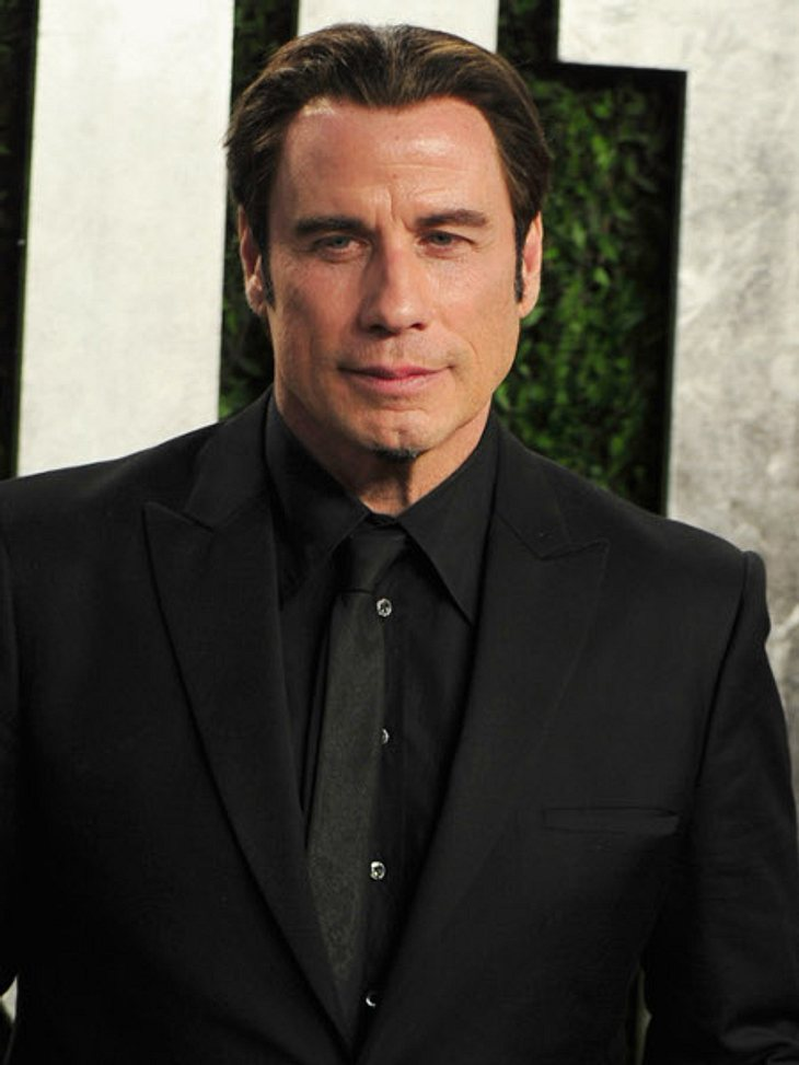 John Travolta ist ein Hochzeitscrasher.