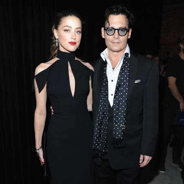 Johnny Depp: Amber Heard zwingt ihn zum Entzug!