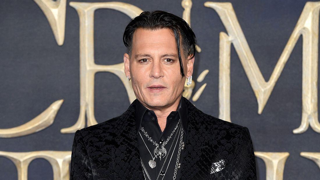 Johnny Depp: Hochzeits-Sensation