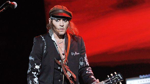 Johnny Depp: Schwer krank? Jetzt spricht er Klartext! - Foto: Getty Images