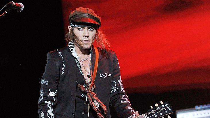 Johnny Depp: Schwer krank? Jetzt spricht er Klartext!