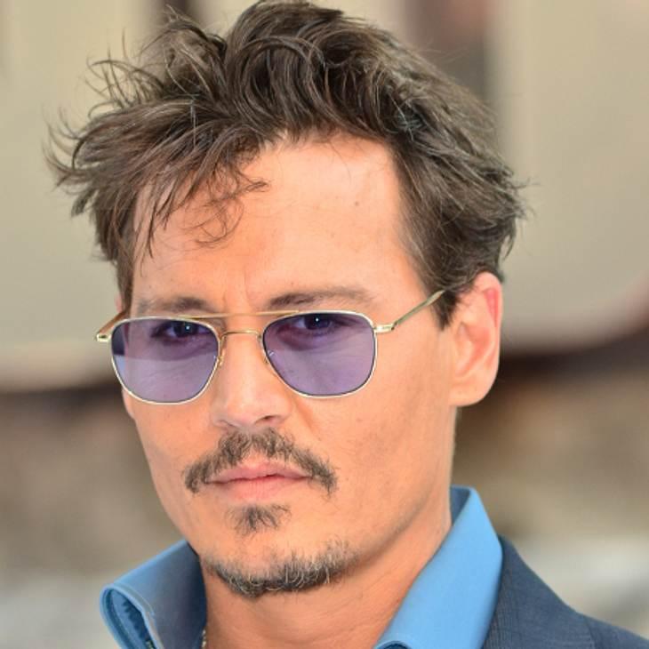 Johnny Depp will scheinbar nach England ziehen
