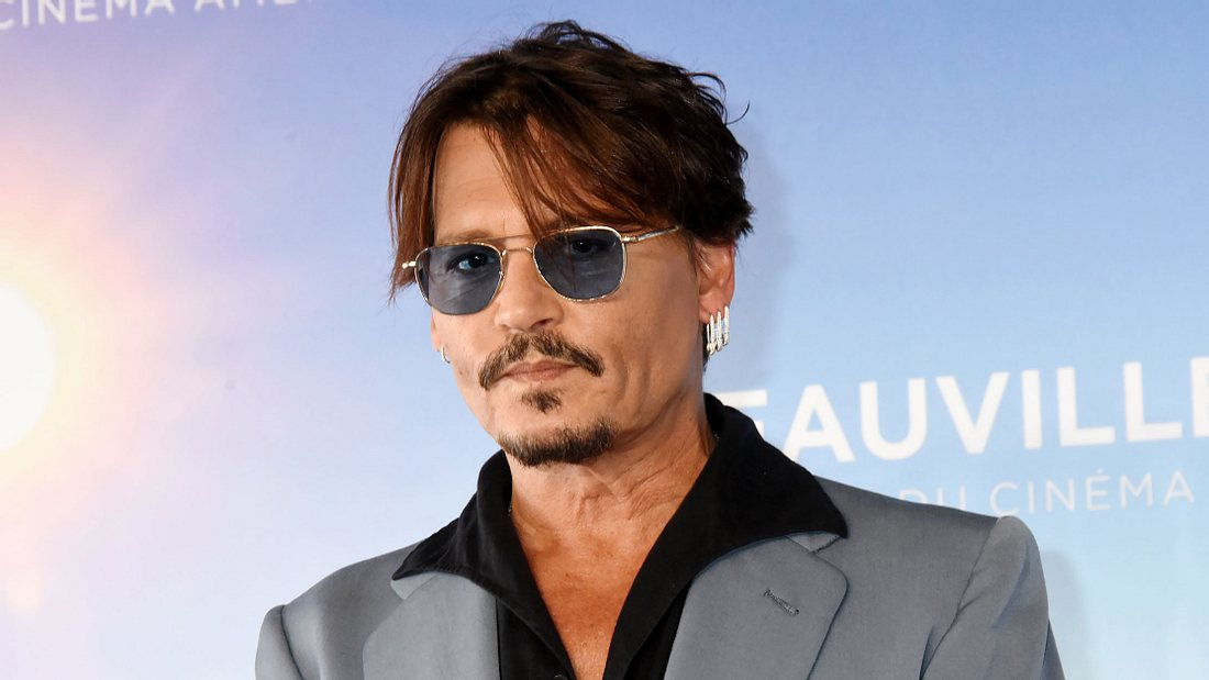 Johnny Depp ist Filmstar und Vater von Lily-Rose und Jack