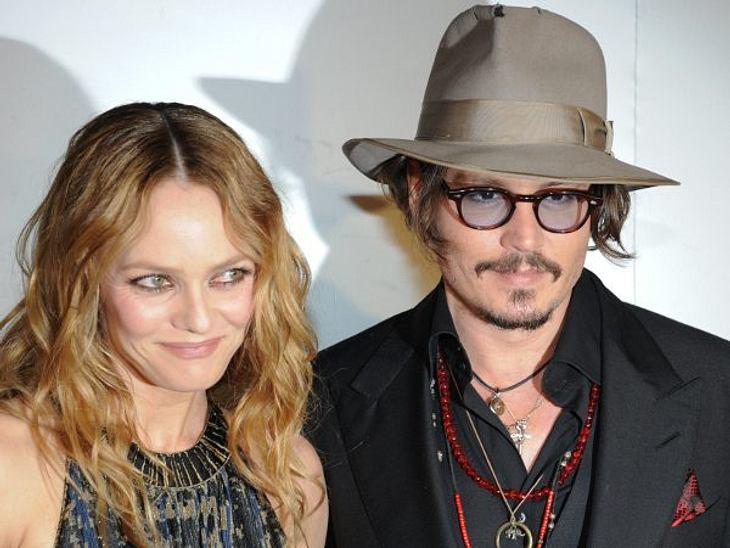 Johnny Depp ist wieder Single
