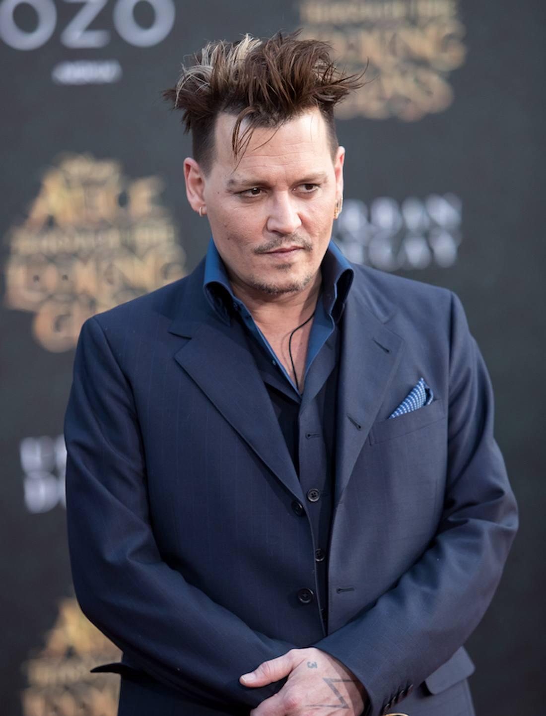 Johnny Depp: Er tritt in den Zeugenstand gegen Amber Heard