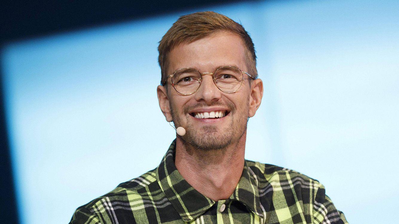 Joko Winterscheidt hat Frau und Kind