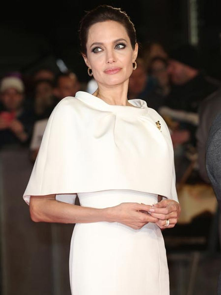 Schock-Diagnose für Angelina Jolie