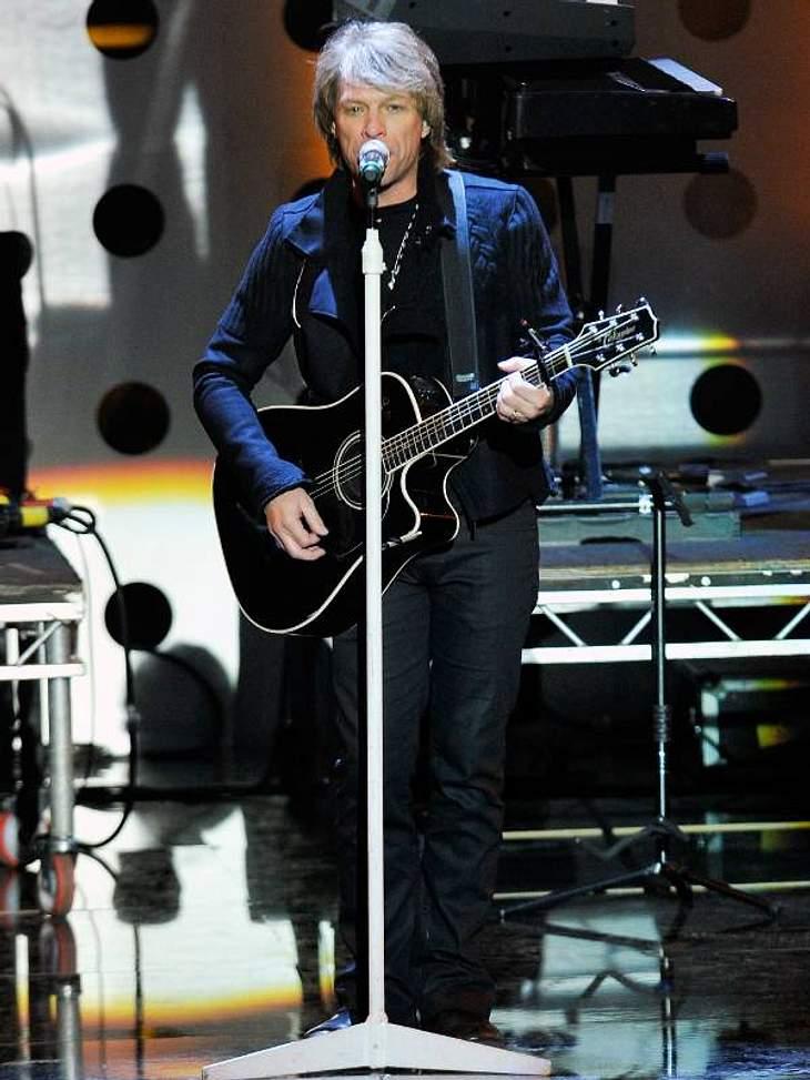 EMAs 2010: Jon Bon Jovi