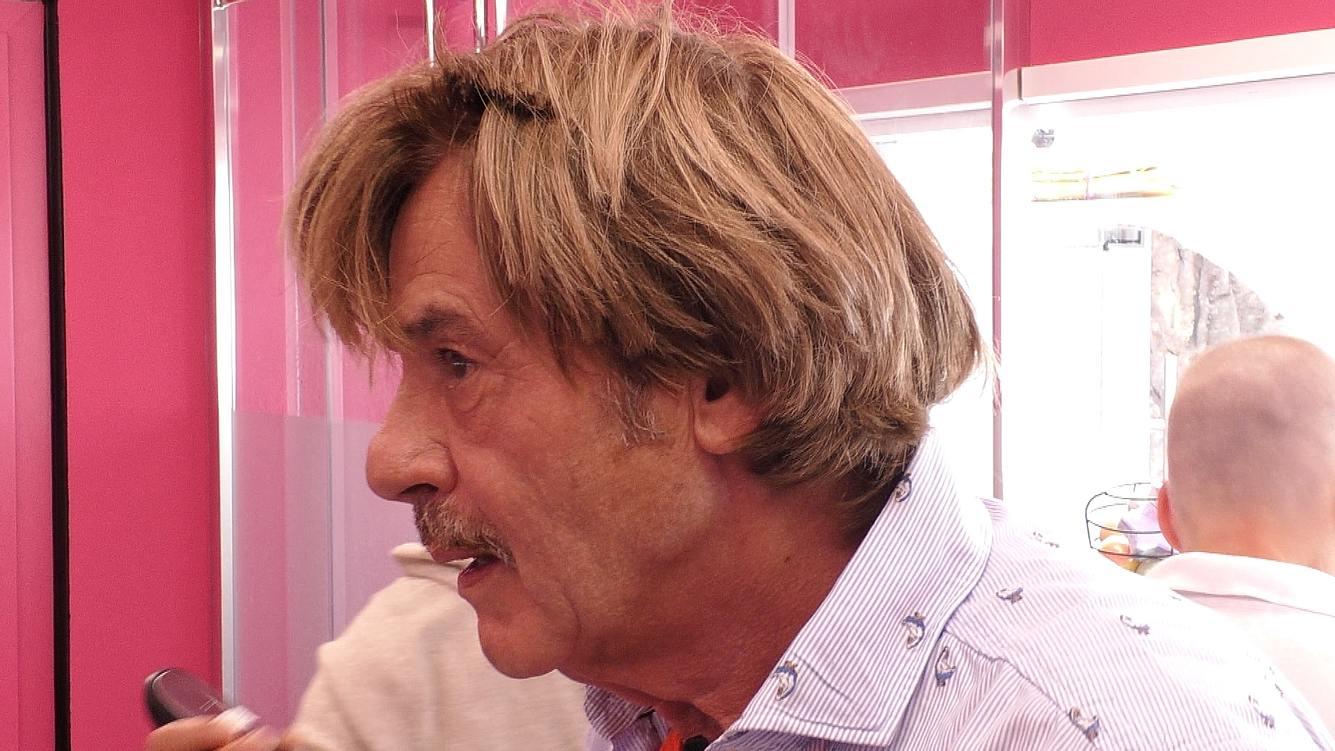 Jörg Draeger bei Promi Big Brother