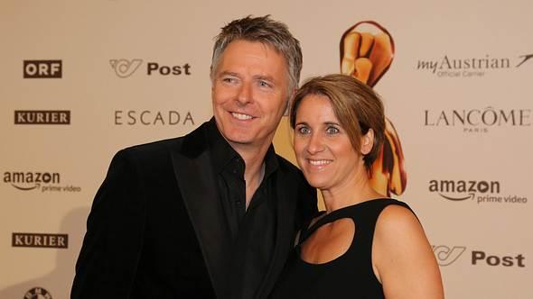Jörg Pilawa und seine Frau Irina Pilawa 2017 - Foto: Imago