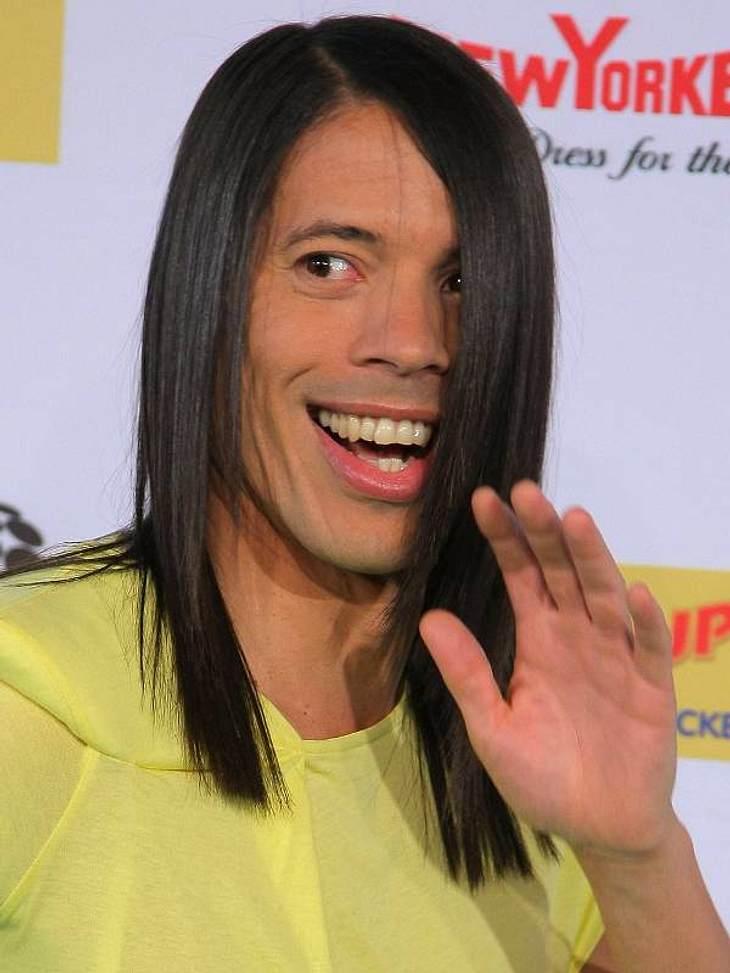 Jorge Gonzalez hatte mit 13 schon Sex