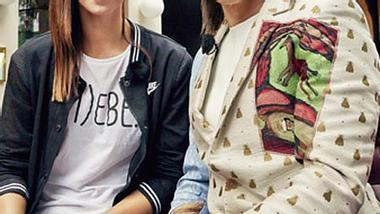 Christina Stürmer und Jorge Gonzalez erkunden Wien - Foto: Gert Krautbauer für E! Entertainment