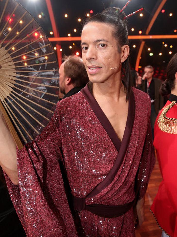 Jorge Gonzalez: Einbruch in der Silvester-Nacht!