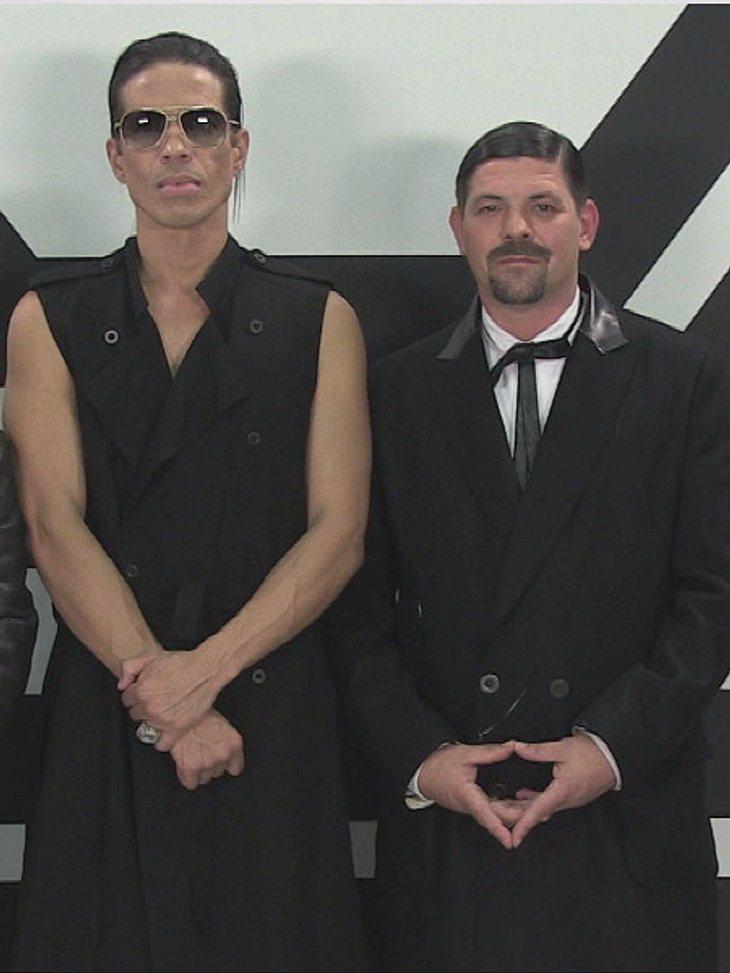 Jorge Gonzalez stylt Star-Koch Tim Mälzer um!