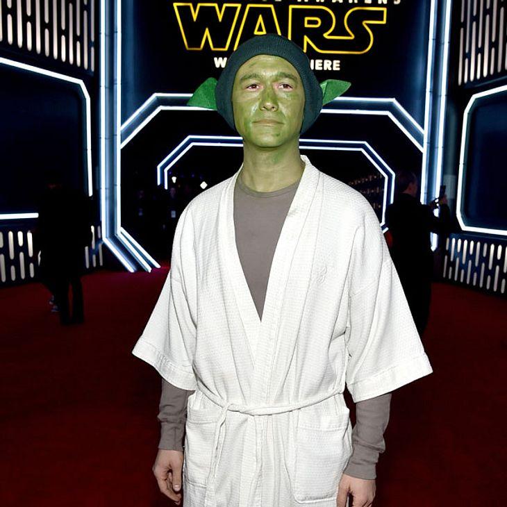 Joseph Gordon Levitt als Yoda