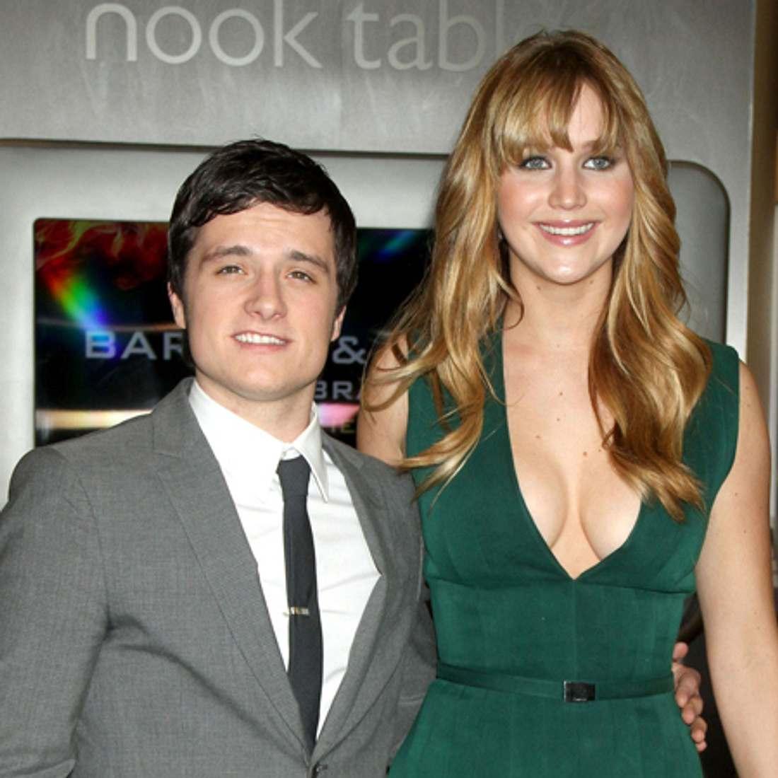 Josh Hutcherson packt aus: So war der Kuss mit Jennifer Lawrence