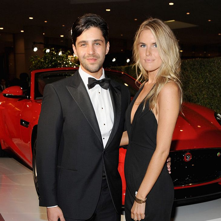 """Grandfathered""-Star Josh Peck hat geheiratet"