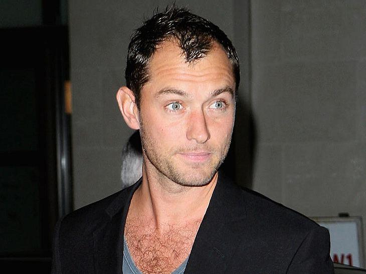 Jude Law muss bangen: Ex-Affäre Samantha Burke will angeblich alles über ihn auspacken