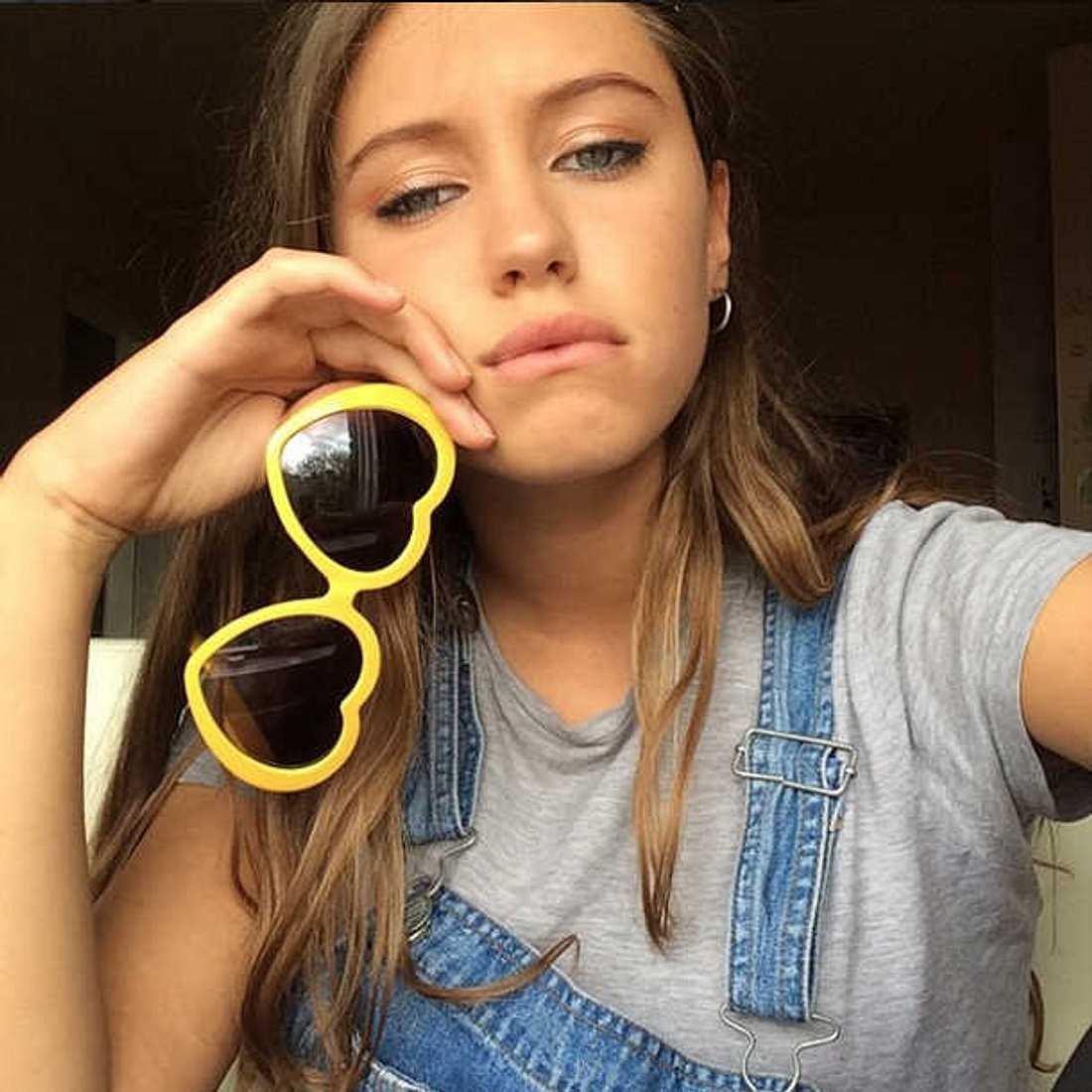 Jude Law Tochter Iris Model