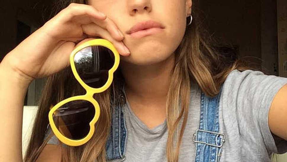 Jude Law Tochter Iris Model - Foto: Instagram / lirisaw