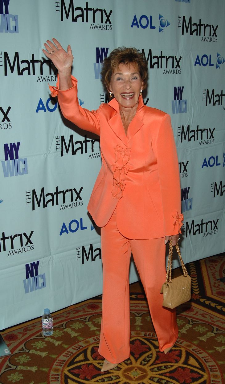 Auf Platz 10 ist nach Forbes Judge Judy gelandet. Die amerikanische TV-Richterin hat 2009 20 Millionen Euro verdient. Da kann sich Richterin Barbara Salesch eine Scheibe abschneiden.