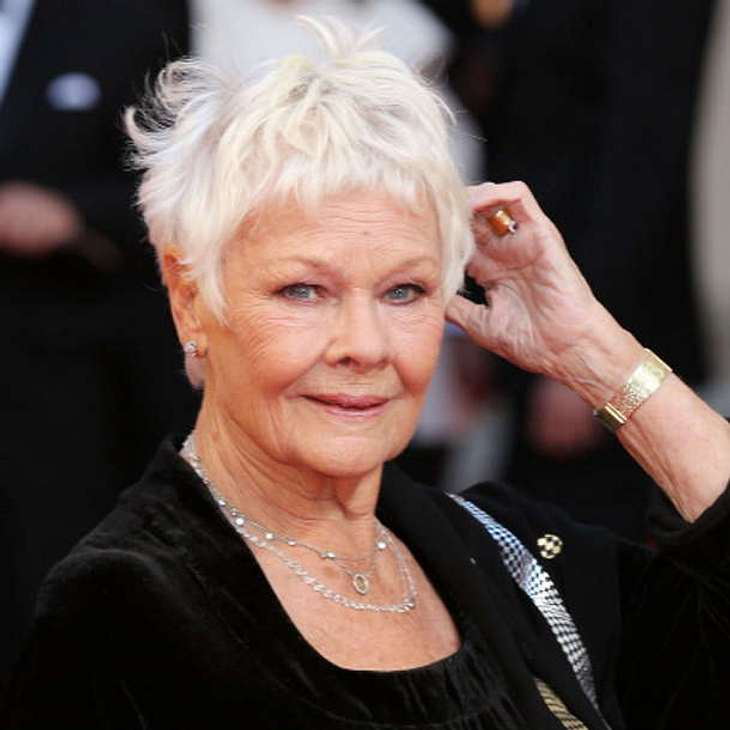 Judi Dench Tattoo 81