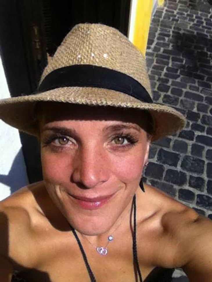 Glücklich in der Schweiz. Judith Hildebrandt scheint ihren Schauspieljob nicht so sehr zu vermissen