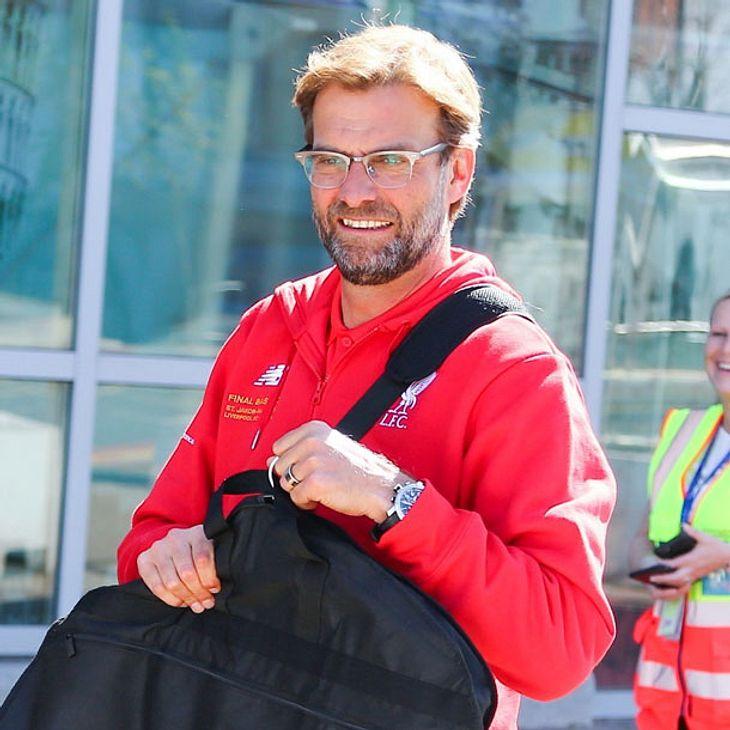 Jürgen Klopp bleibt bei Liverpool