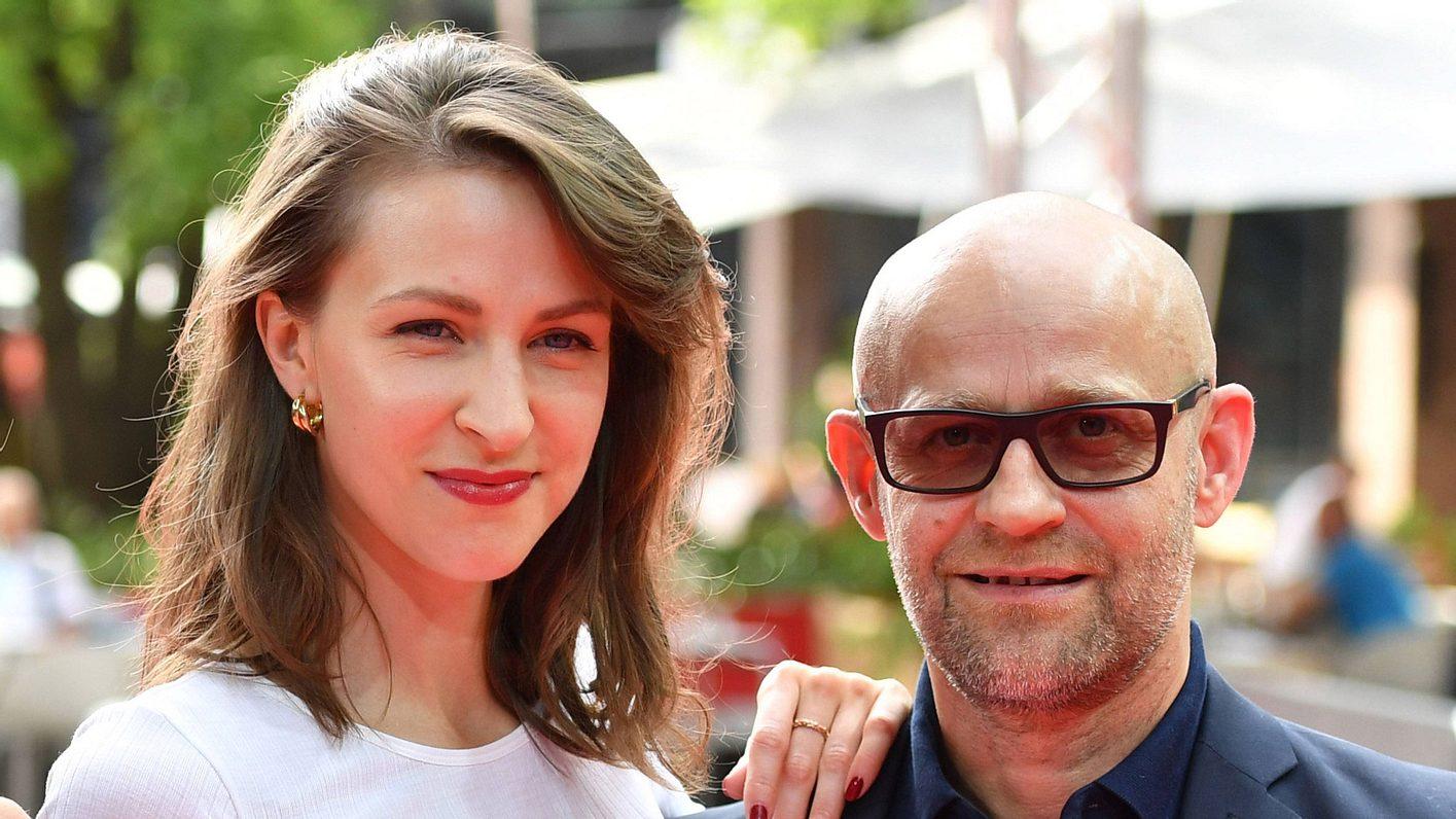 Natalia Belitski ist die Frau an der Seite von Jürgen Vogel