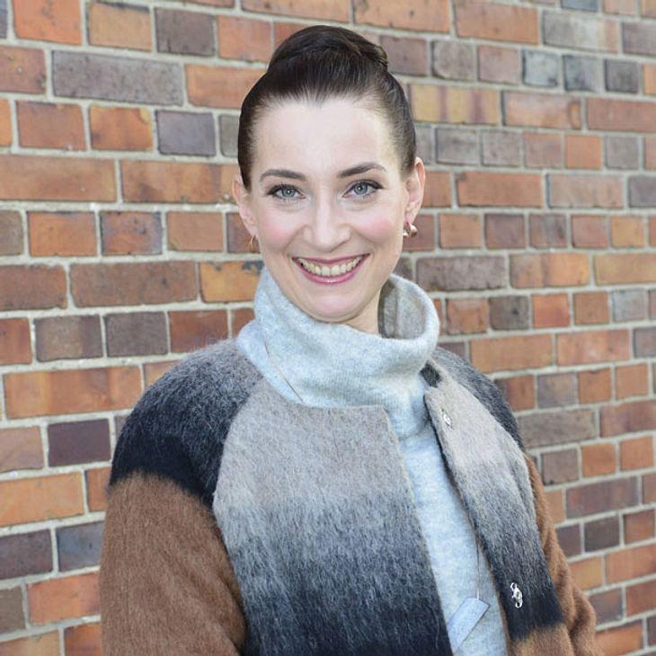 Julia Bähre ist Jana Schulze bei GZSZ