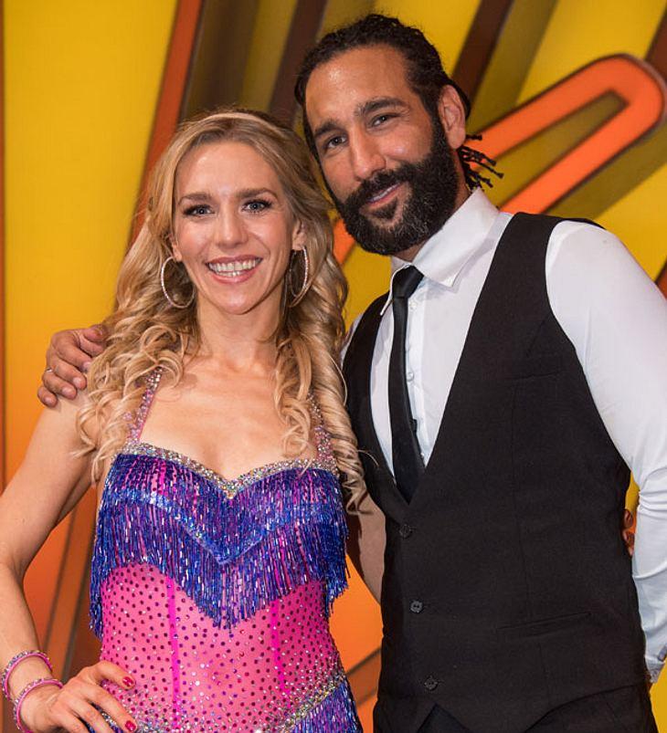 Julia Dietze: Heißes Let's Dance-Kuss-Foto aufgetaucht!